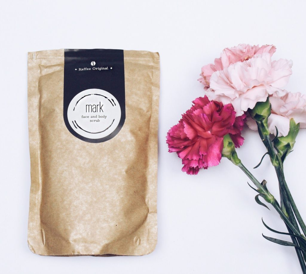 MARK Kaffee Scrub // Review