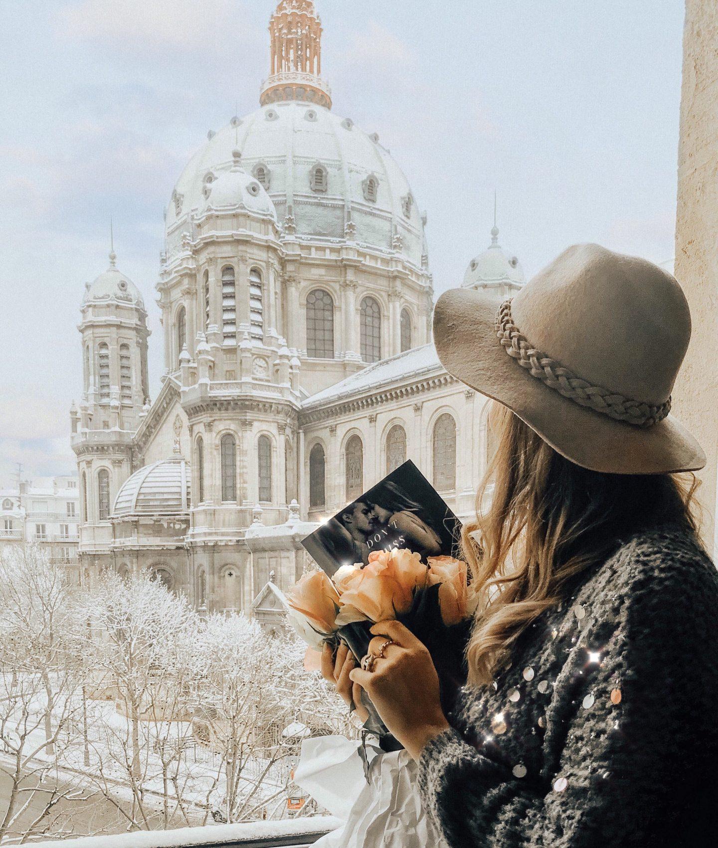 24 Stunden in Paris – Die Weltpremiere von Shades of Grey 3 'Befreite Lust'