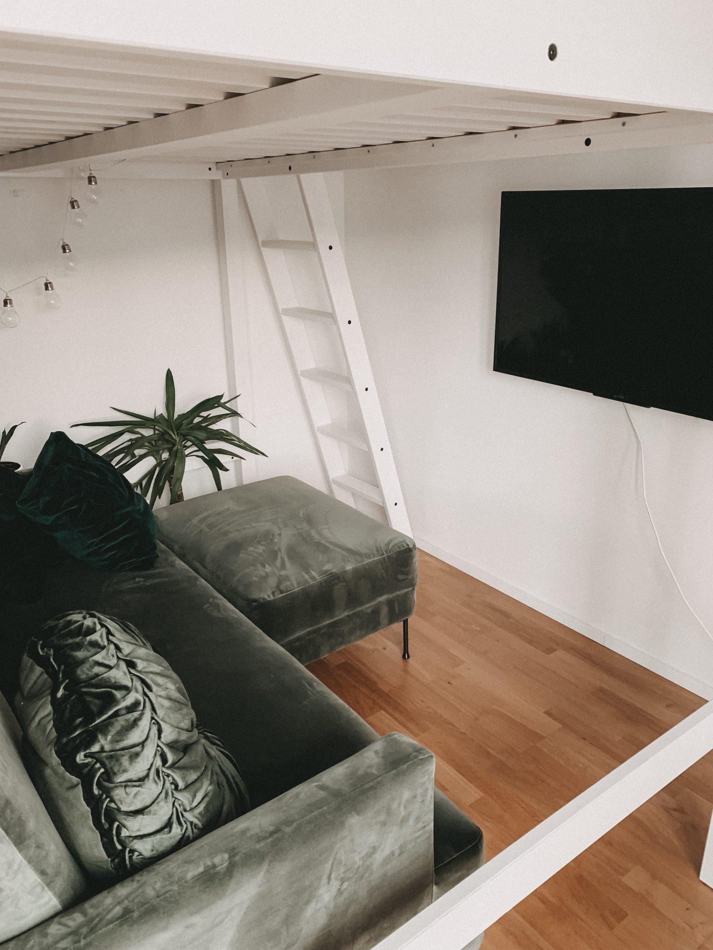 Ikea Deko Challenge Kleine Wohnung Mit Hochbett Shoppinators